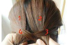 Gorgeous Hair Ideas.... / by Diana Umholtz