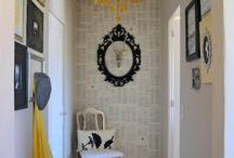 There's no place like home   Entryway / by Amy Powell