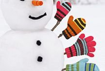 Winter Fun for Kids / Ideas to celebrate the joys of winter with your kids. / by Natalie Stern