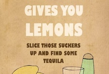 when life gives you lemons,,, / by Event Planning for Upon An Occasion, LLC