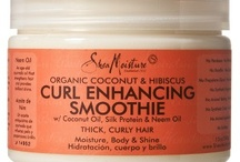 Natural Hair Products / Strengthen your strands. Love your locs. Care for your curls.  / by young.black.nappy.