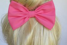 Cutie Cute Bows / by JuicyBows