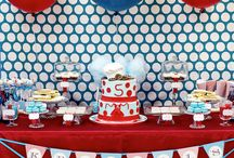 Red White & Blue Party / by Brittany Pawluk