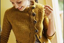 Crochet and Knitting - Tops / by Jessica Drake