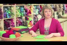 Videos crochet / by Maria Luisa Tena