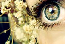 Windows to the soul / by Olivia