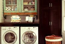 Design Inspiration | Laundry Rooms / by Amanda Borst