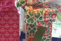 Wrapping  / pepermolen wrapped / by Lisette Adriani