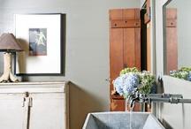 Laundry Room ideas / by Tina Robinson