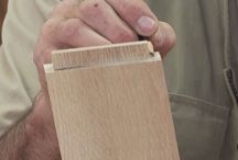 Mortise And Tenon / by WoodWorkers Guild of America