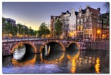 Alankomaat - Netherlands / by Poptravel.fi