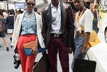 Fashion / New York Fashion Week candids! / by Barbara Lee