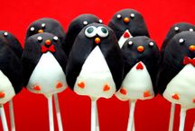 Cake Pops! / Most of these are beyond my abilities, but they sure look great! / by Jennifer Herbst
