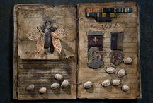 Journals / by sea-angels by lynn barron