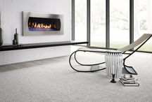 Modern Fireplaces / Modern Fireplace Ideas / by Mr. Fireplace Ltd