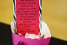Graces baby shower / by Latisha Simms