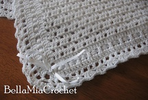 Crochet Blankets / by Holly Young-Bowers