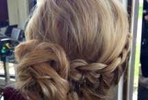 hairstyles / by Emma Z