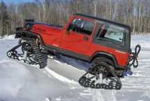 Jeeps and things / by Andy Hess