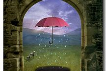 An Umbrella For A Rainy Day / by Anita Crisp