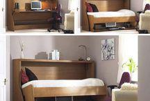 College dorm / by Allysson Ash