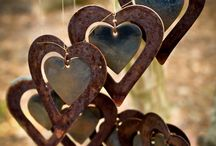 Hearts / by Kim Huff-Endsley