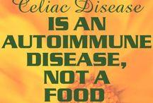 Celiac Disease / by Sharron Gay Foth