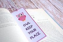 Book Marks / by Jennifer Thompson