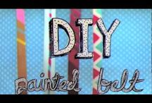 How-To Crafts, Accessories, No Sew / by Cinnamon Miles / Liberty Jane Clothing