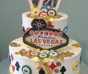 Las Vegas Wedding Cake / by Diane Castro