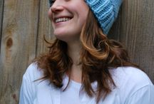 Knit and Crochet Hats / by Ashley @ A Crafty House