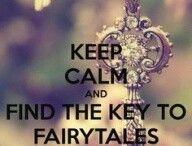 I Love Fairytales / by Michelle Simonett