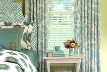 Window Treatments / by Ann Boswell