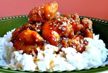 Chinese food / by Mary McDowell