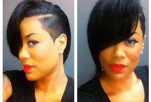 Sharp hair do's / by Josephine Terrell