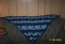 My crochet Items / by Penny