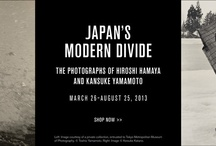 Japan's Modern Divide / by The Getty Store