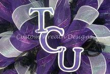 TCU / by Donna Wesson Shepherd
