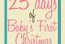 dmr first Christmas / by Rochelle Weeks