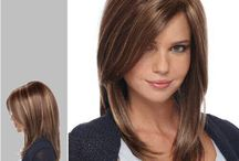Possible hairstyles cuts & new color? I'm ready for change... / by Danelle Bailey