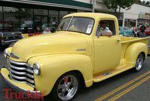 Classic Trucks / Classic Trucks / by Stephen LaDue