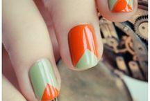 nail art / by Corvus Noir