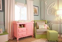 Girls Room Decor / Ideas and Inspirations for Decorating my Girls Room! / by ABC Creative Learning
