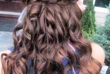 Hair & Make Up & Nails / by Lindsay Warford