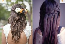 Wedding - Hair / by Lauren Bacon