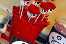 Kids Party Ideas / by Rachel - Haute Chocolate