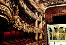 Theater and Stage Designs / by Madam Ambassador ♛