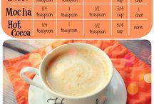 Coffee & Drinks / by Melissa Hamilton