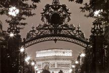 Paris Canaille / Être parisien, ce n'est pas être né à Paris, c'est y renaître. / by Skarlet Von Troubles