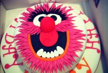 muppet birthday  / by Simply Stavish
